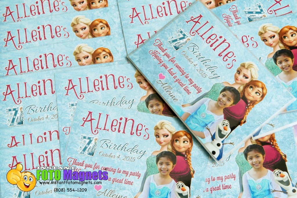 personalized magnet photo prints customized photo stickers